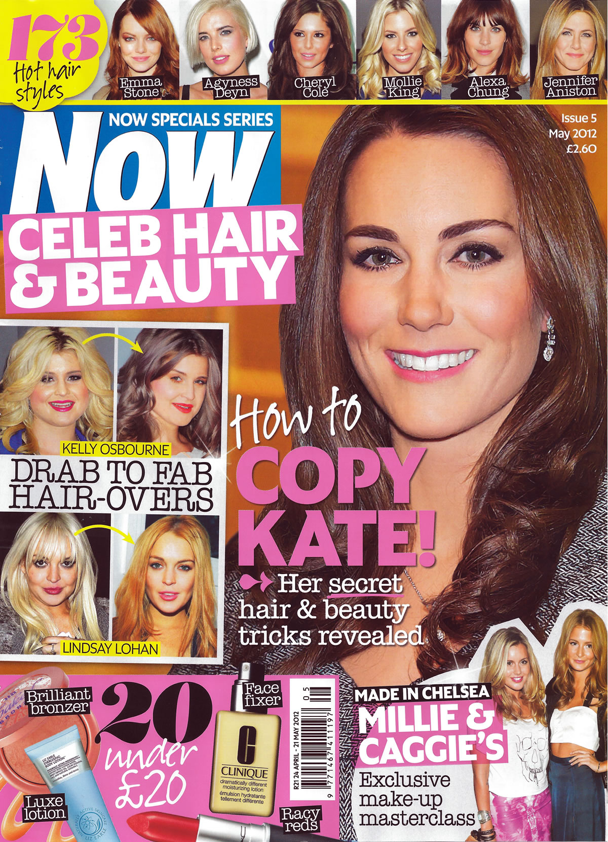 """Mark Glenn Hair Extensions """"Look and Feel Amazing"""" says Now Magazine"""