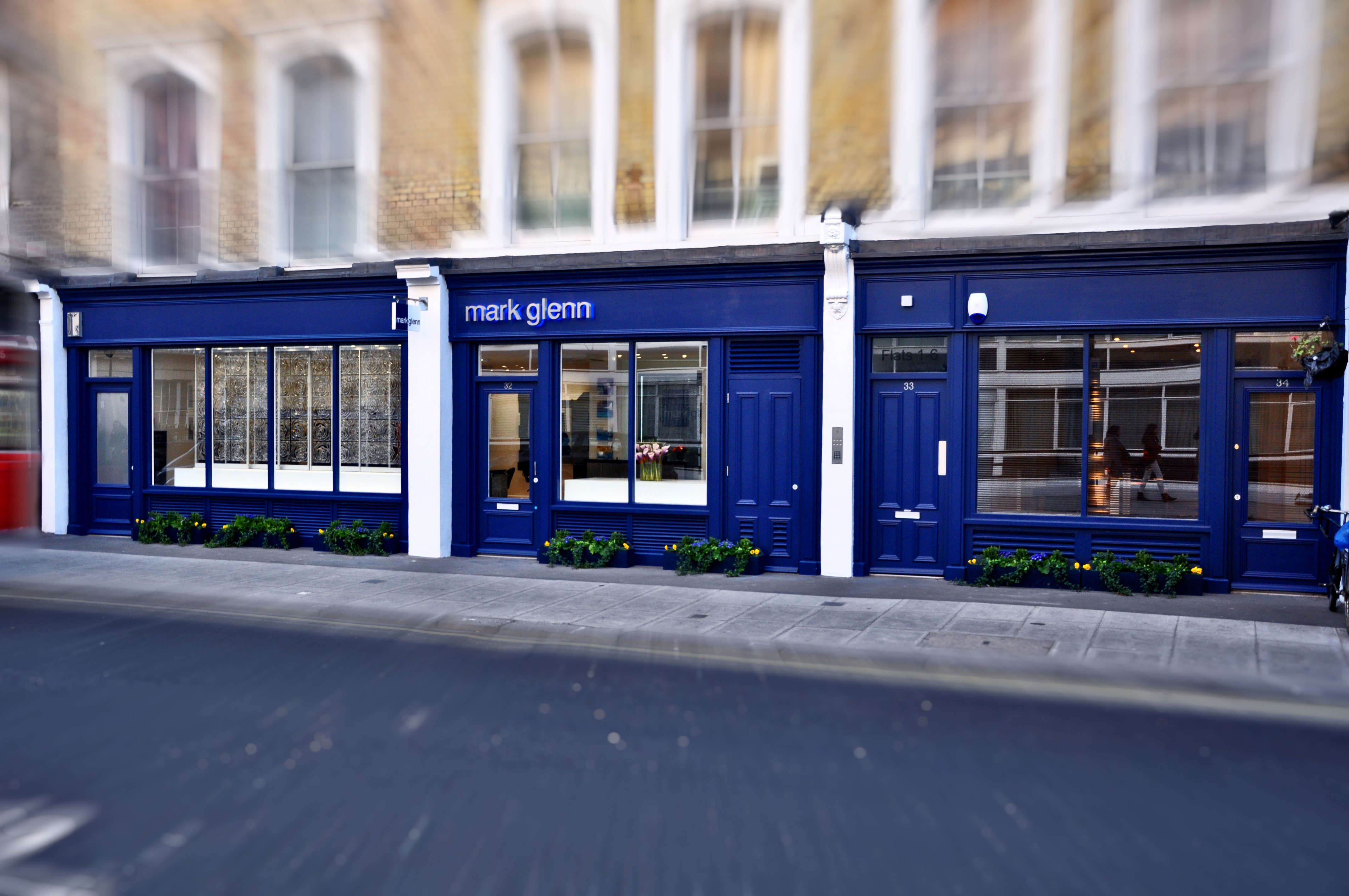 London Hair Extensions Salon - Mark Glenn