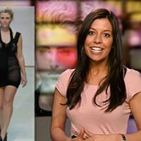 TV presenter showreel created from TV Presenter's Course