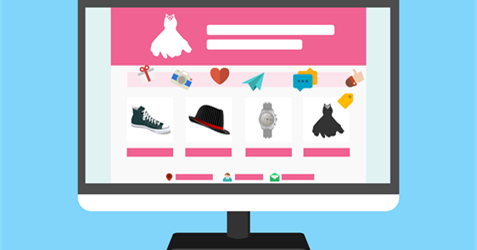 Picture of a Marketplace Website