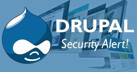 drupal hacked again