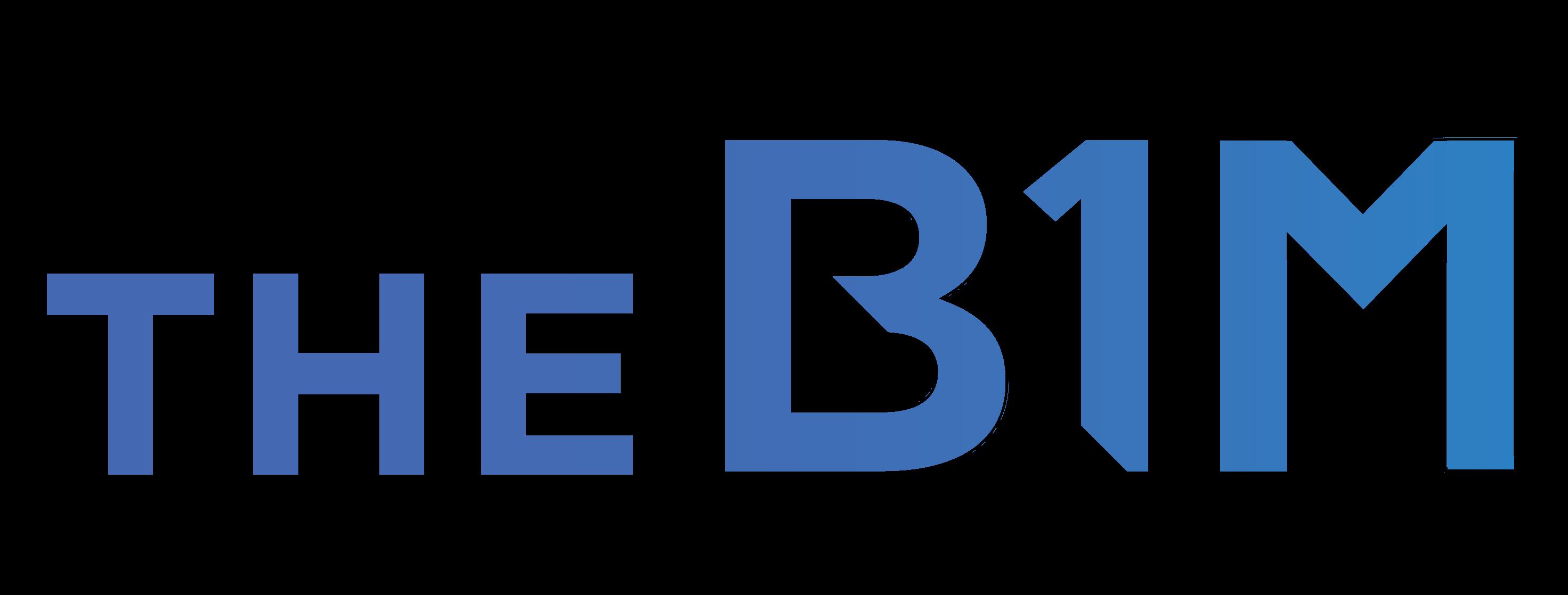 The B1M Logo