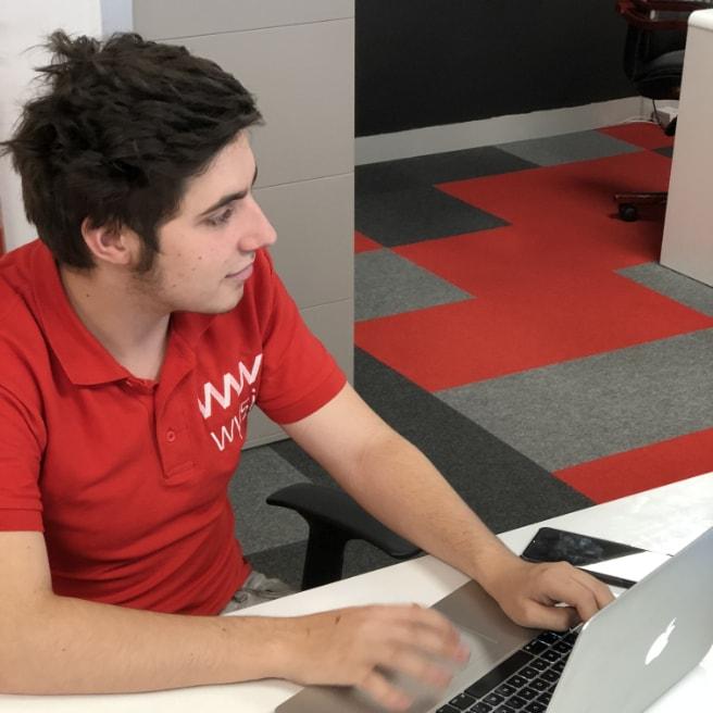 Picture of Josh a Web Developer