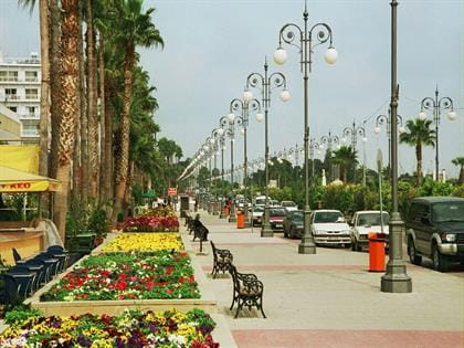 Larnaca SeaFront - Finikoudes