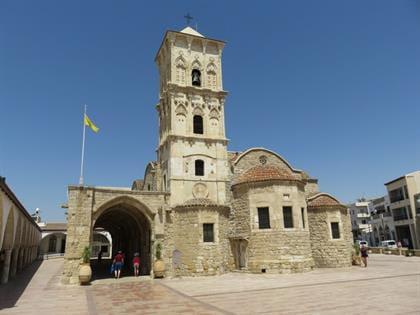 St Lazarus Church Larnaca