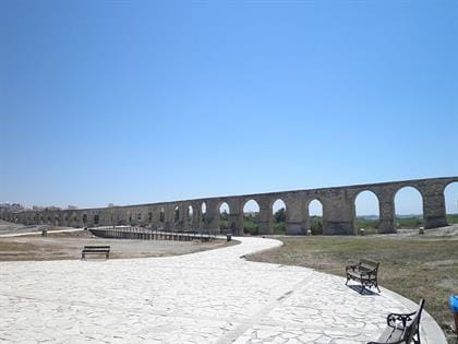 Roman Aqueduct Larnaca