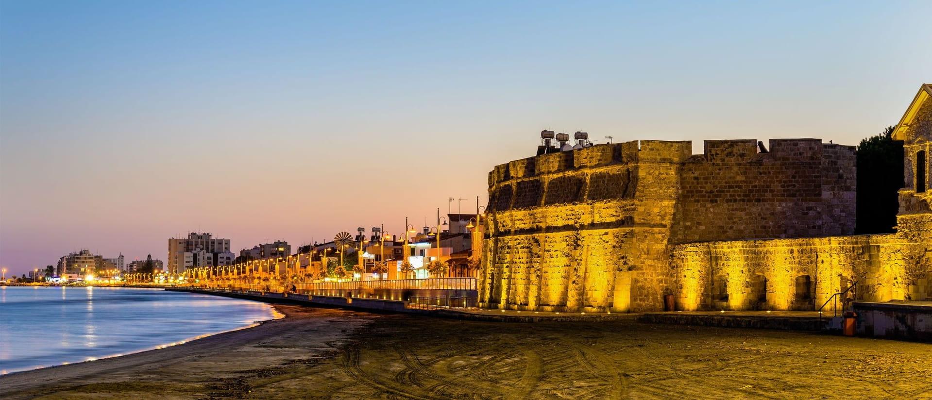 Your next Destination Larnaca