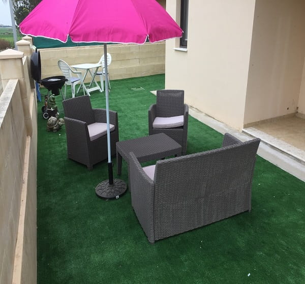 1 bedroom groundfloor flat with wifi and garden