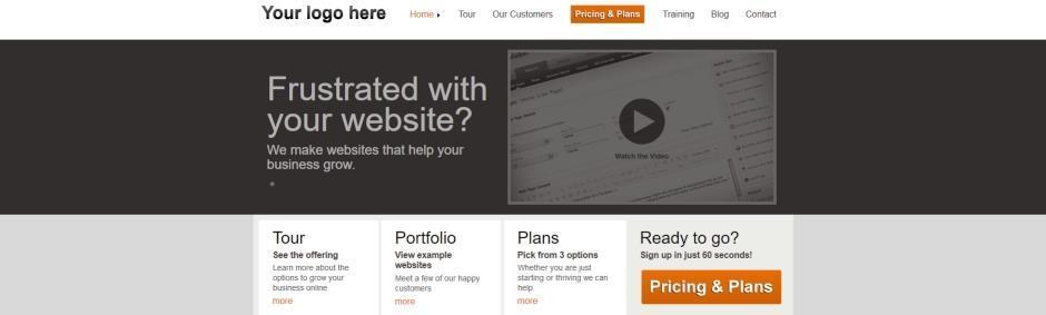 Conversion optimised web design in Cyprus