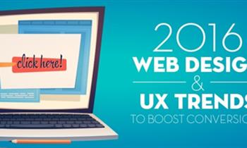 2016 Web Design trends that will enhance Conversions