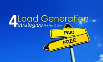 4 lead generation strategies (free and paid)