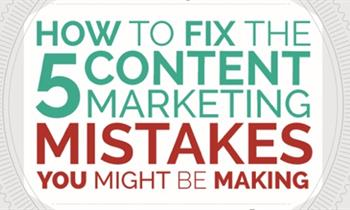 WSI eBook: HOW TO FIX THE 5 CONTENT MARKETING MISTAKES YOU MIGHT BE MAKING