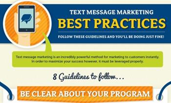 SMS Marketing: 8 Guidelines to follow to get it right