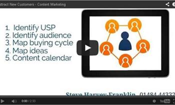 May Digital Marketing Video for May Covers Best Practices for Content Marketing