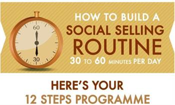 Build a Social Selling Routine