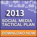 Social media plan 2013