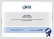 WSI National Accounts Certification