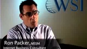 Digital marketing presentation by Ron Packer