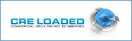 CRE open source e-commerce logo