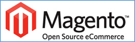 Magento e-commerce logo