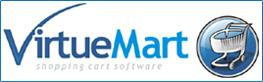 VirtueMart e-commerce platform logo