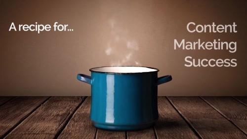 Video A Recipe for Content Marketing Success