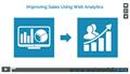 Improving Sales Using Web Analytics