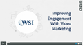 Improve Customer Engagement with Video Marketing